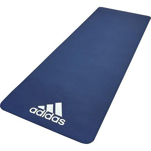Adidas tapis de fitness 7mm bleu