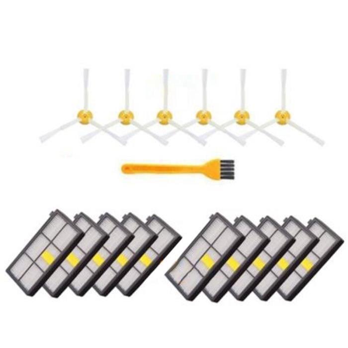 Accessoires pour Robot de balayage, filtres HEPA pour IRobot Roomba série 800 900, pièces de rechange, Kit de YI99252376
