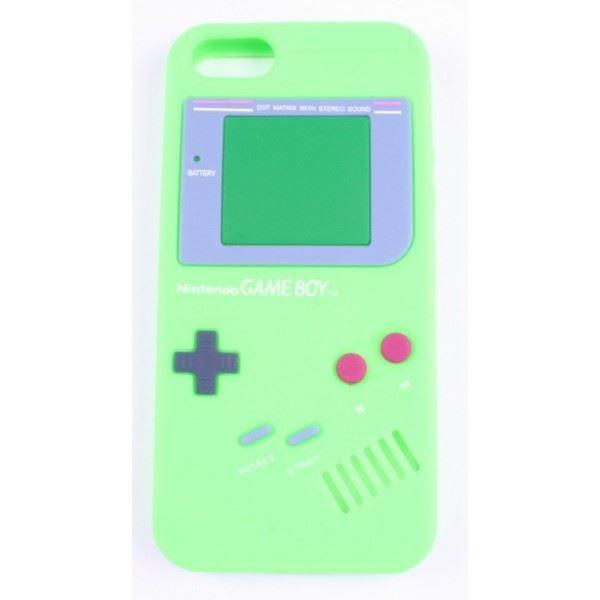 Coque iphone 5 game boy verte silicone - Cdiscount Téléphonie