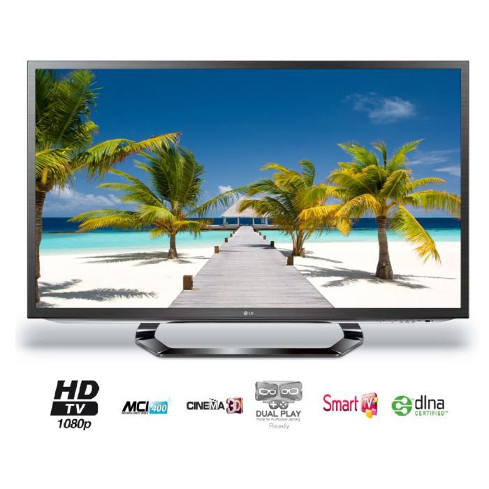 lg 42lm620 tv led 3d 107 cm t l viseur led avis et prix. Black Bedroom Furniture Sets. Home Design Ideas