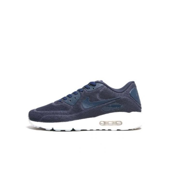 Basket NIKE NIKE AIR MAX 90 ULTRA 2.0 BR - Age - ADULTE, Couleur - BLEU, Genre - HOMME