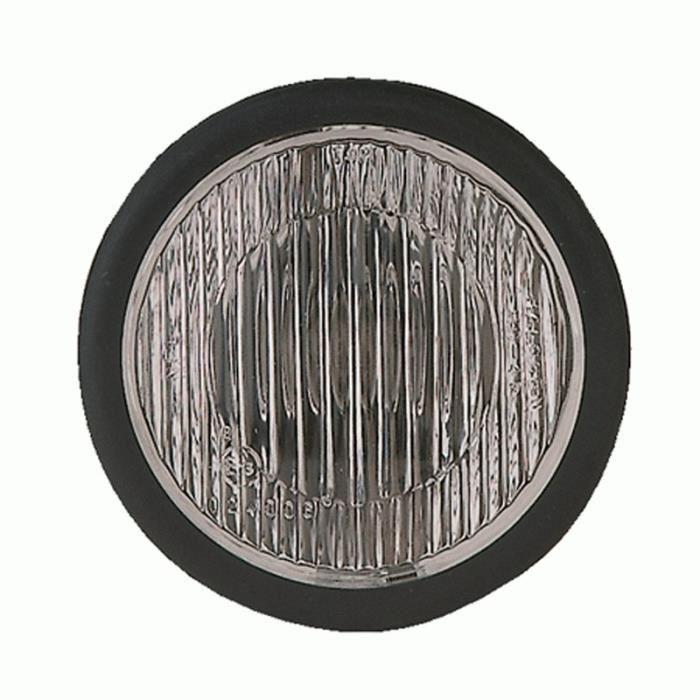 RING FBRL0572C 2 Projecteurs Microline Ronds Antibrouillard Cache Ring