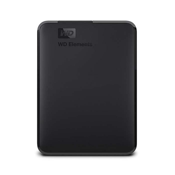 DISQUE DUR SSD Western Digital WD Disque Dur Externe 4 To HDD 2.5