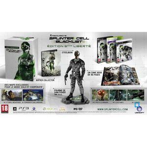 JEU PC Splinter Cell Blacklist Edition 5ème Liberté Jeu P