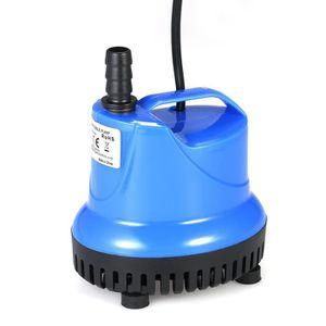 FONTAINE DE JARDIN 25W 1800L / H Pompe à eau submersible Mini pompe d