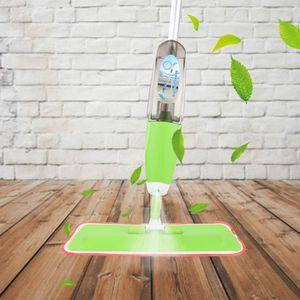 BALAI - PELLE KEKE-Nettoyage efficace Balai Vapeur Mop Spray Lav