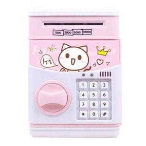 TIRELIRE Tirelire électronique Mini ATM Pour Enfants Jouet
