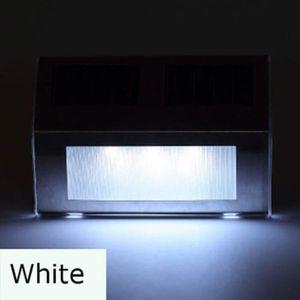 BALISE - BORNE SOLAIRE  Etanche Lampe LED murale solaire extérieure pour E