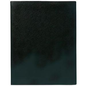 AGENDA - ORGANISEUR Agenda semainier exdi 21x27cm noir