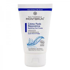 SOIN MAINS ET PIEDS Crème pieds réparatrice - 50 ml, Eau thermale Mont