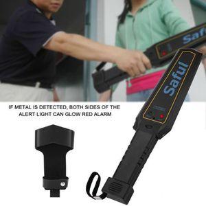 DÉTECTEUR DE MATÉRIAUX BW Détecteur de métaux à main pour vérification de