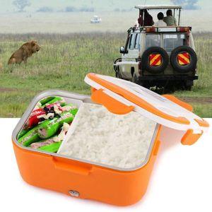 LUNCH BOX - BENTO  Boîte Chauffante Lunch Électrique en Voiture Boîte