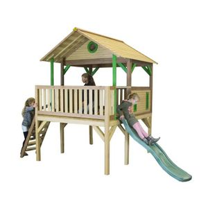 MAISONNETTE EXTÉRIEURE AXI maison enfant exterieur en bois Baloo