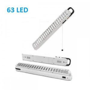 LAMPE DE POCHE LED-715 Baladeuse Rechargeable Portable 63 LED