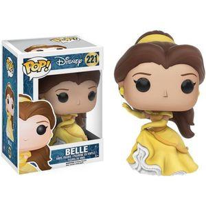 FIGURINE - PERSONNAGE Figurine Funko Pop! Disney - La Belle et la Bête: