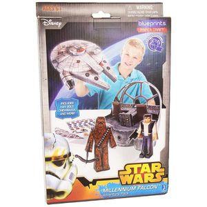 PUZZLE Disney Star Wars Puzzle 3D Millenium Falcon Pack A