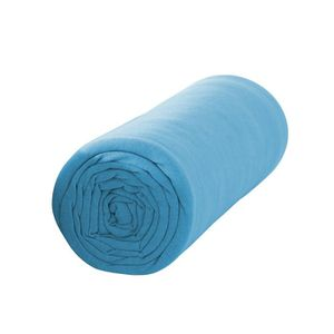 DRAP HOUSSE TODAY Drap housse 100% coton - 160 x 200 cm - Mer