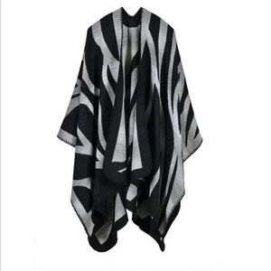 GILET - CARDIGAN Pull Gilet Femme  Poncho Chale Cape Femme