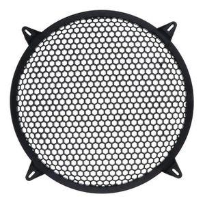 HAUT PARLEUR VOITURE Grille de subwoofer Haut-Parleur Amplificateur Cou
