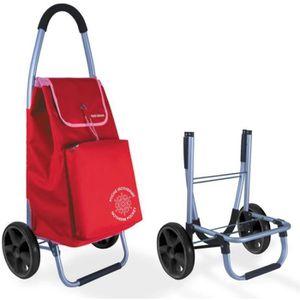 CHARIOT DE MARCHÉ Chariot de marché Pliable avec poche Isotherme - R