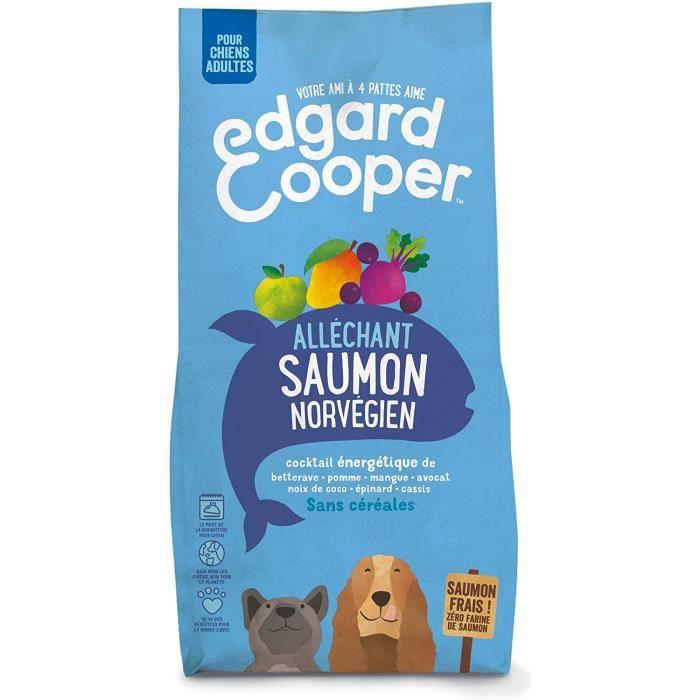 Nourriture pour chiens Edgard & Cooper, Croquettes Chien sans Cereales Hypoallergénique, Nourriture Chien Adulte Naturel 36576