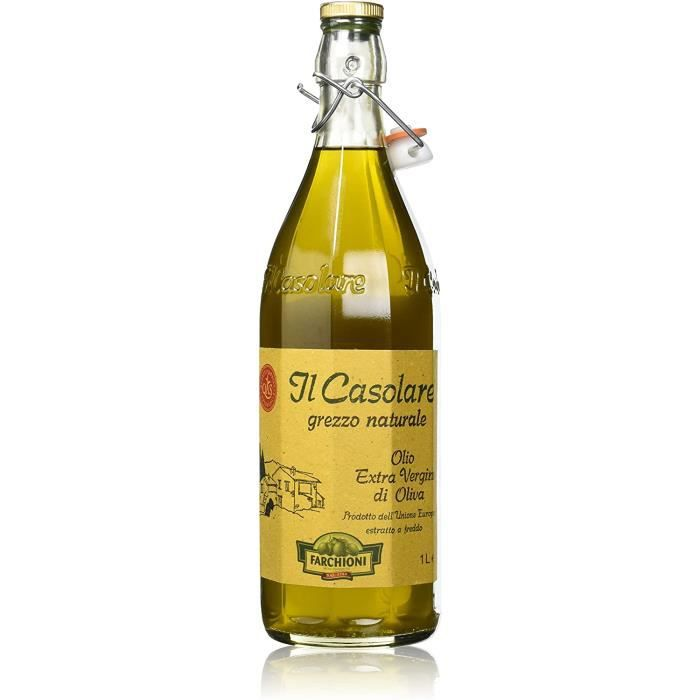 Huile Huile D 'ol Ive Extra Vierge de Olive Ml.1000