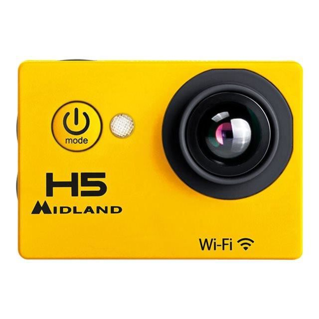 MIDLAND H5 Caméra Full HD Action Cam