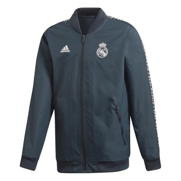 Adidas Performance Veste junior Real Madrid Anthem 2018-19 Football