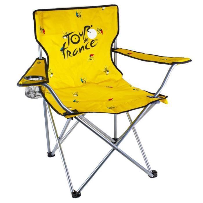 TOUR DE FRANCE - Fauteuil parapluie de camping