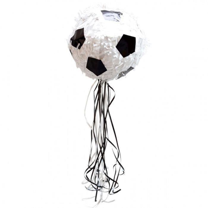 Piñata ballon de football.