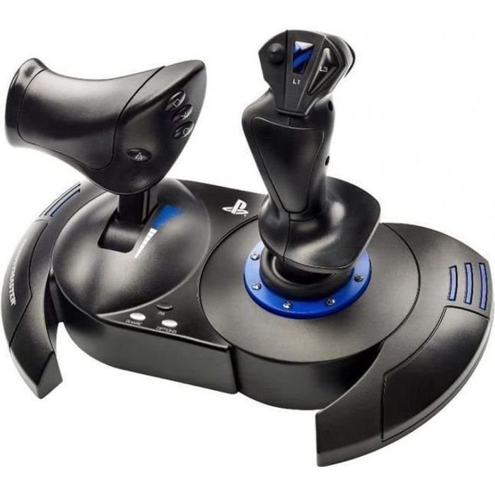 THRUSTMASTER Joystick filaire pour Sony Playstation 4 T-FLIGHT HOTAS 4