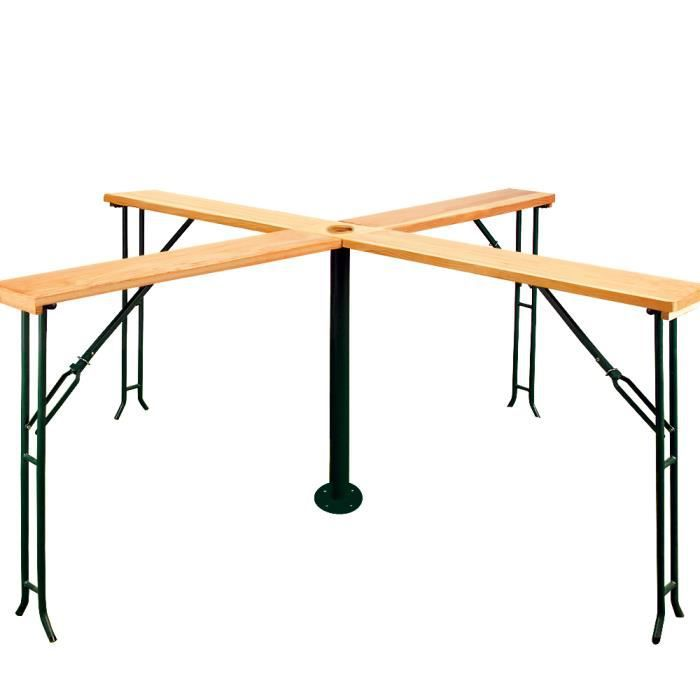 table bar f te ext rieure quattro 20 personnes achat vente desserte de jardin table. Black Bedroom Furniture Sets. Home Design Ideas