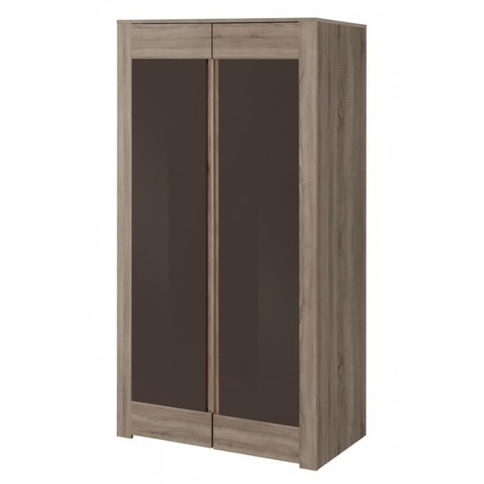 armoire penderie chene achat vente armoire penderie. Black Bedroom Furniture Sets. Home Design Ideas