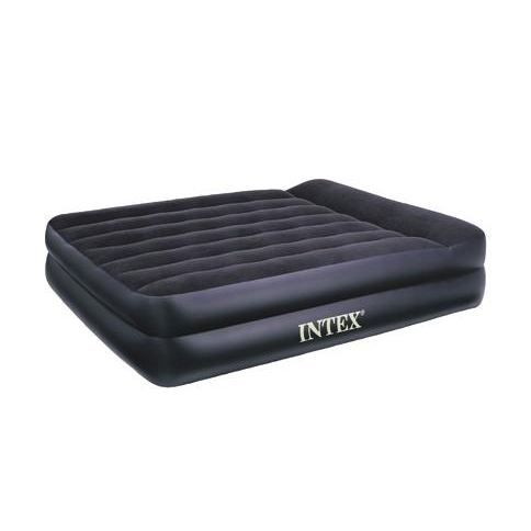 matelas oreiller queen intex achat vente lit gonflable. Black Bedroom Furniture Sets. Home Design Ideas