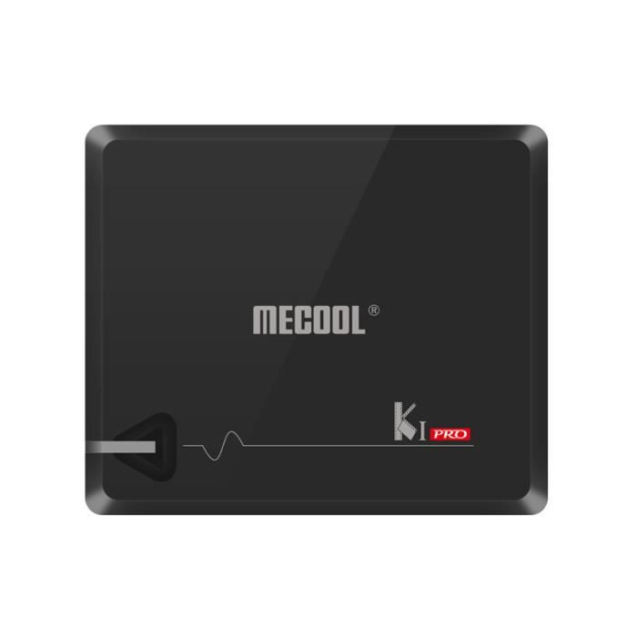 Téléviseur LED MECOOL KI Pro Smart TV Box Multimédia 2Go+16Go Dua