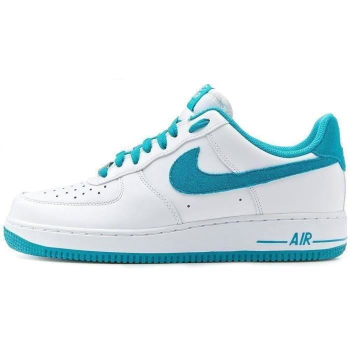 nike air force one blanches