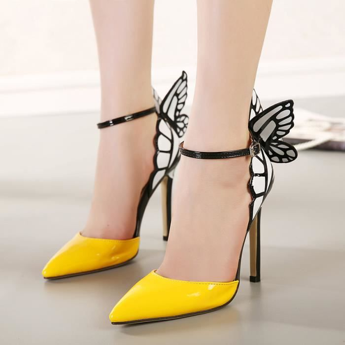 2016 femme chaussures talons hauts chaussure femme pas cher de marque les chaussures de loisirs. Black Bedroom Furniture Sets. Home Design Ideas