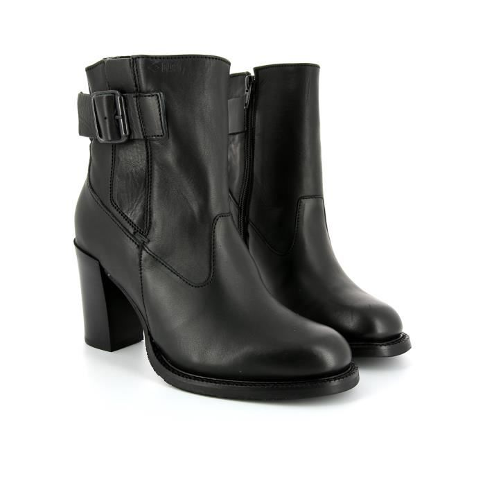 PLDM HILL PALLADIUM Bottines IBX Black by Cuir gqwxTR