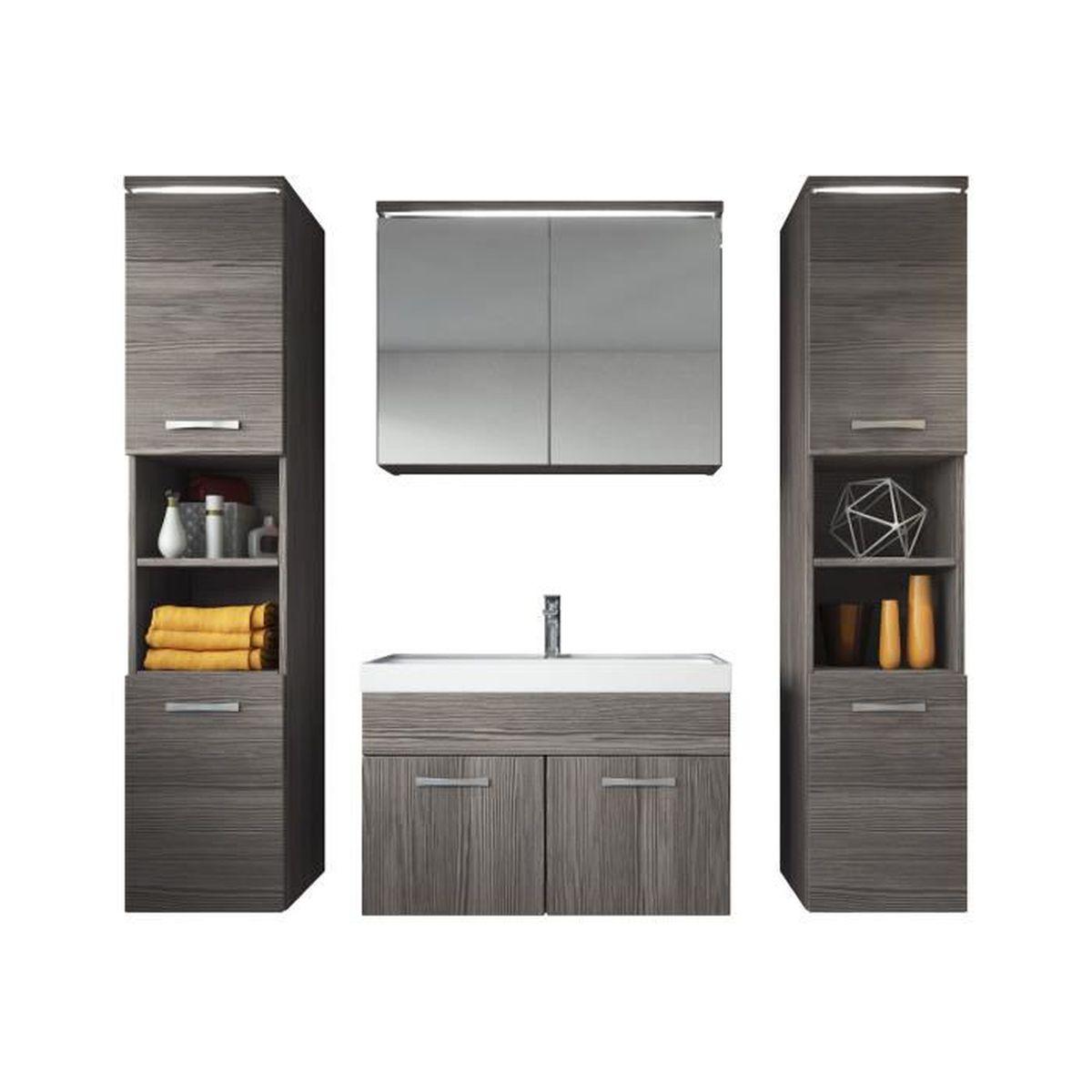 Meuble Salle De Bain Girona meuble de salle de bain paso xl – armoire de rangement