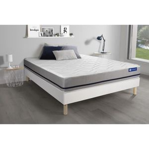 ENSEMBLE LITERIE Ensemble matelas 180x200 ACTILATEX SOFT 3zones de