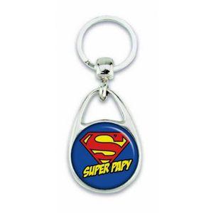 PORTE-CLÉS Porte clé 'Super PAPY'