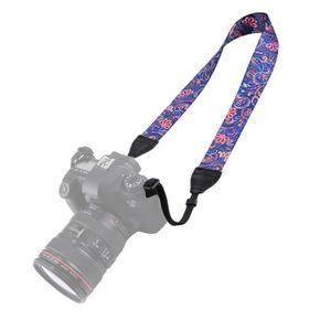 SANGLE - DRAGONNE Caméra douce Caméscope universel multi-couleur épa