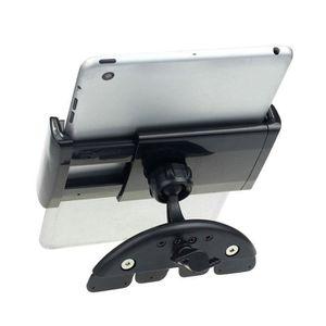 SUPPORT PC ET TABLETTE Support noir de tablette de voiture CD Support de