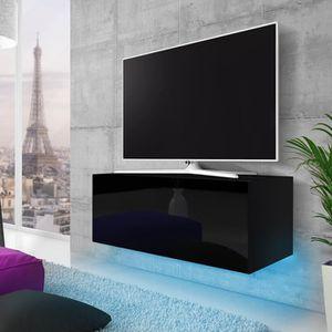 MEUBLE TV Meuble TV / Meuble de salon suspendu - LANA - 100