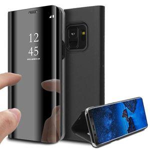 HOUSSE - ÉTUI Coque Etui Housse pour Samsung Galaxy s9 case Clea