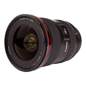 OBJECTIF Canon EF 17-40mm f-4.0L USM objectif