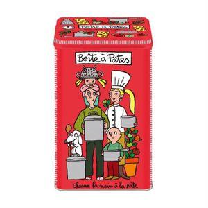 BOITES DE CONSERVATION Boîte à pâtes Mes pâtes m'épatent - Derrière la po
