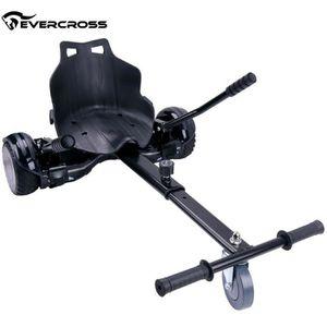 ACCESSOIRES GYROPODE - HOVERBOARD Evercross HoverKart Chaise Kart Noir-Accessoire po