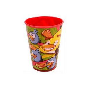 VERRE JETABLE Gobelet Angry Birds plastique enfant