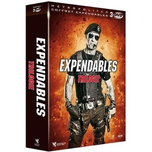 DVD FILM Coffret de film Expendables La Trilogie - En DVD